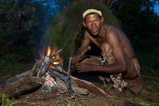_bushmen_camp.jpg MICHAEL TREZZI