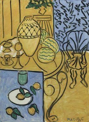 Henri-matisse-interieur-jaune-et-bleu