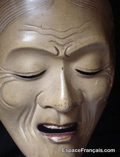 Masques-theatre