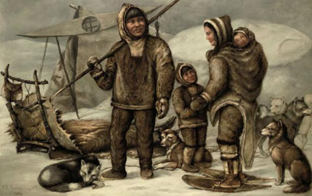 Inuit-ancient