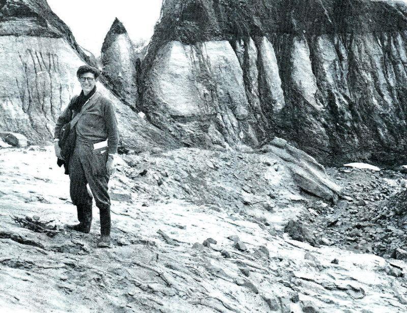 Jean Malaurie premieres recherches scientifiques photos J.Malaurie
