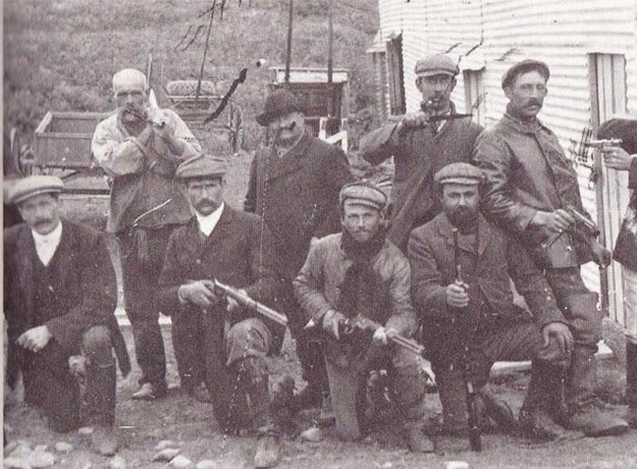Cazadores de indios
