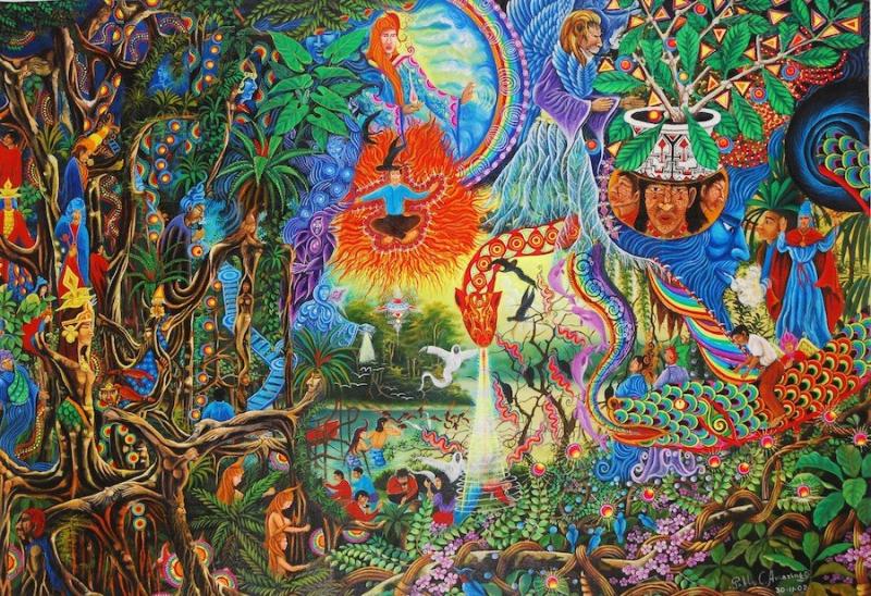 Pablo-amaringo-pinturas-11