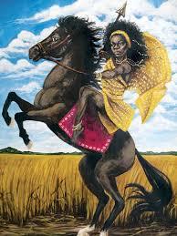 Yennega reine guerriere