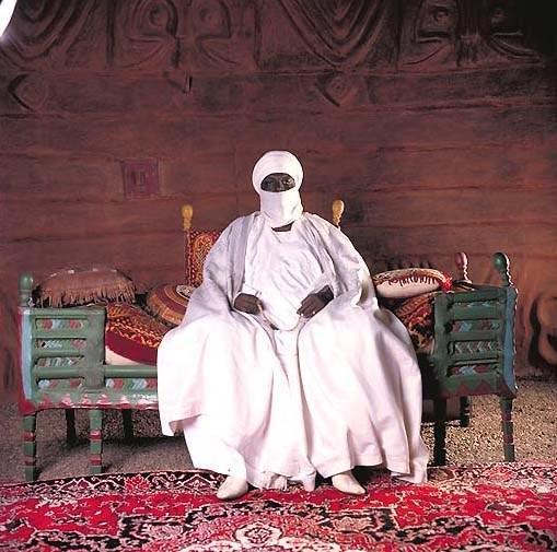 Bouba Abdoulaye  Sultan de Rey-Bouba  Cameroun