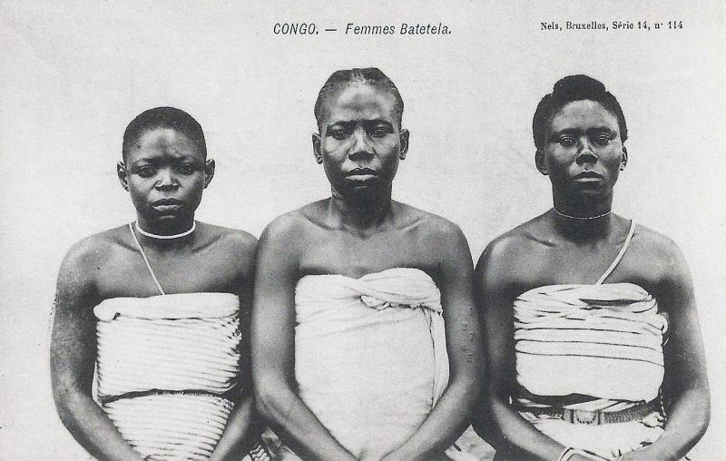 DOMAINE PUBLIC-Femmes_Batetela-Congo
