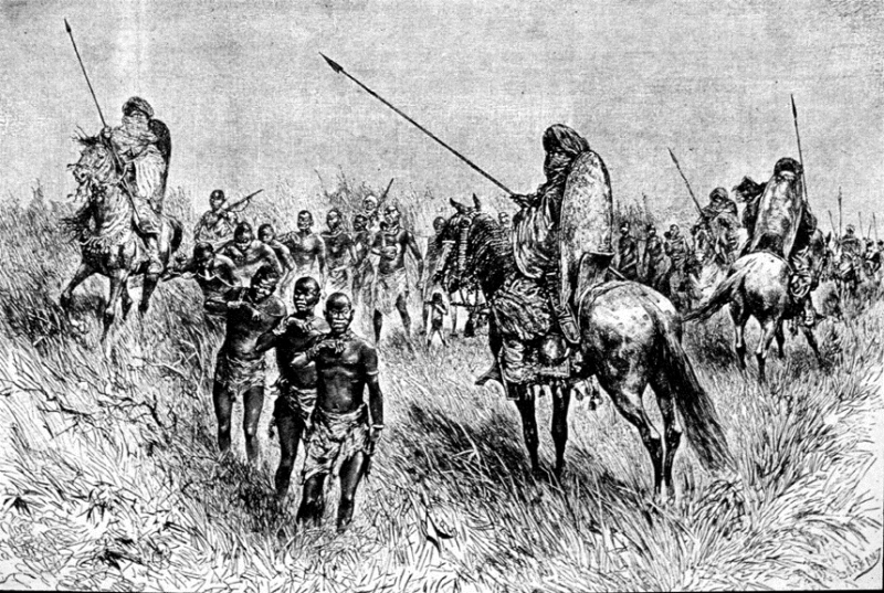 3-Mossi-cavalry-capture-slaves