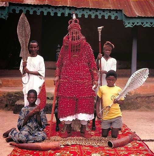 Rois-africains-roi-africain-pascal laine