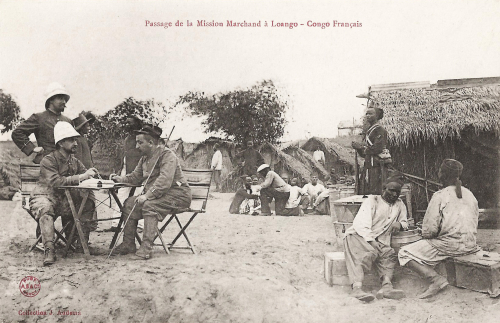 Passage_de_la_Mission_Marchand_à_Loango_(Congo_Français)