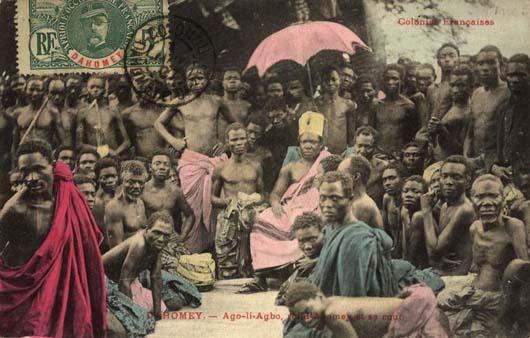 Dahomey-benin