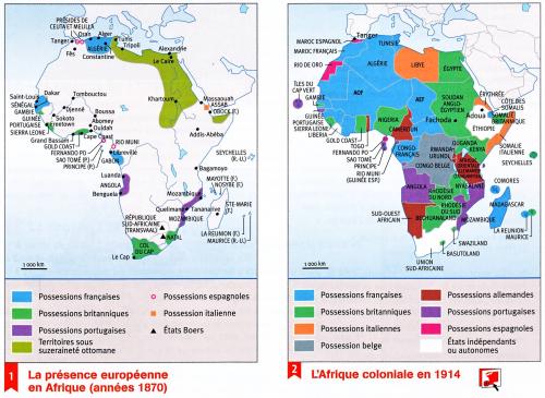 Afrique-coloniale