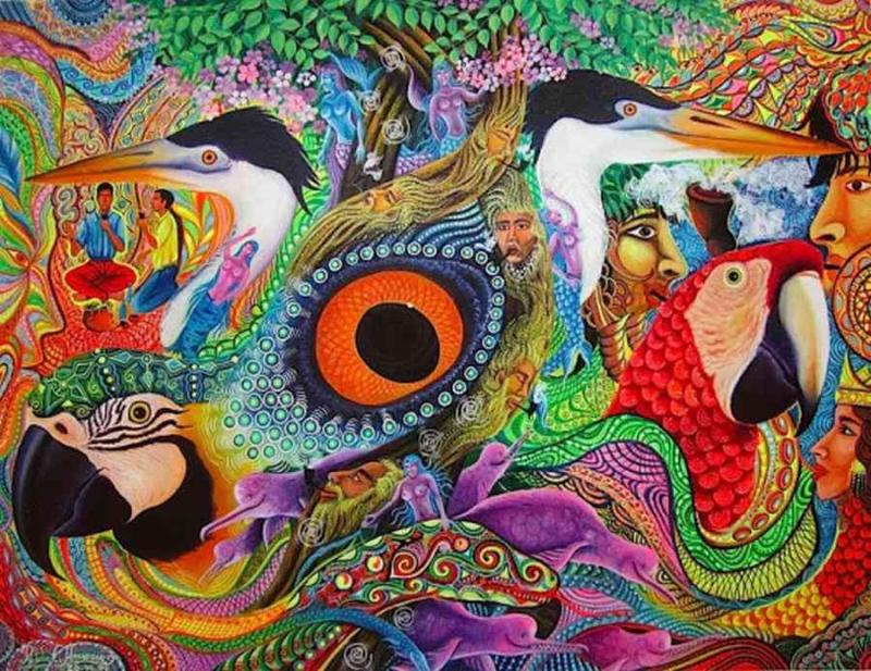 Pablo-amaringo-artist-peruvian-ayahuasca