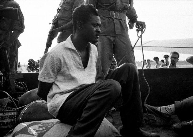 Dernière photo de lumumba