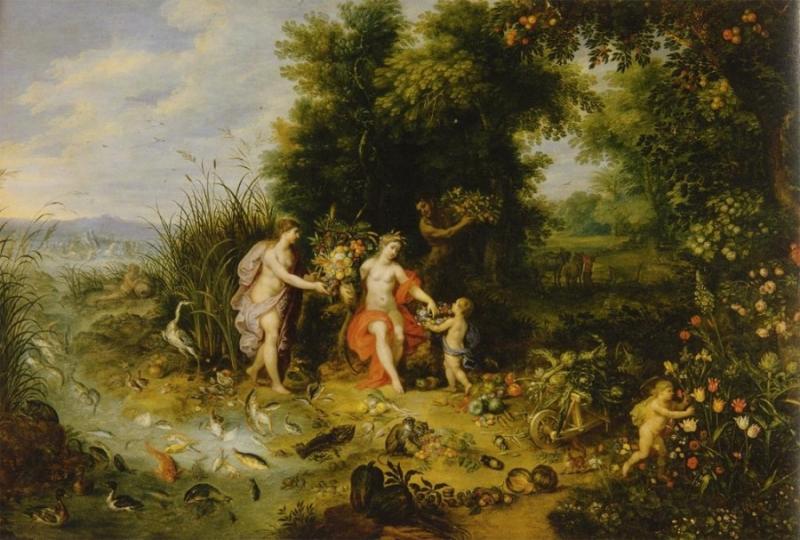 Bruegel_Allegorie-de-la-Terre-et-de-lEau