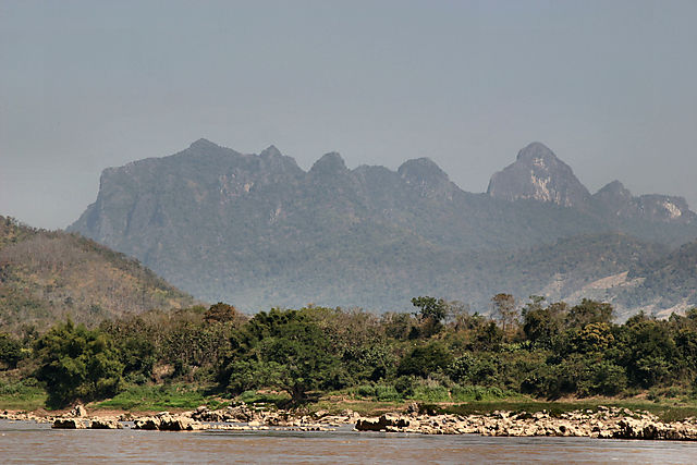 Mekong rives