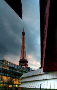 Eiffelbranlyfleche
