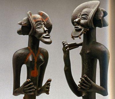 art africain cubisme